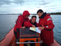 RYA Powerboat Instructor Training Course
